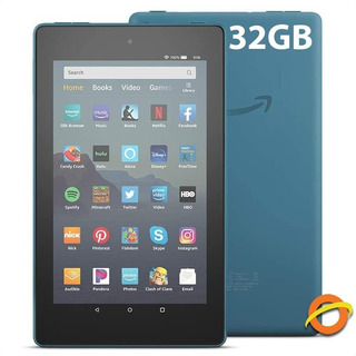 Tablet Amazon Fire Hd 7 Doble Camara Alexa 32gb Quad Core