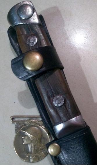 Antiguo Cuchillo Combate. Sable Bayoneta Primera Guerra Mund