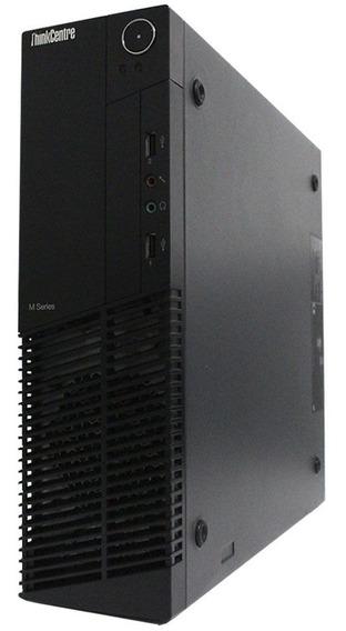 Computador Lenovo M91 Lga 1155 I3-2100 Ssd 240gb 8gb Ddr3
