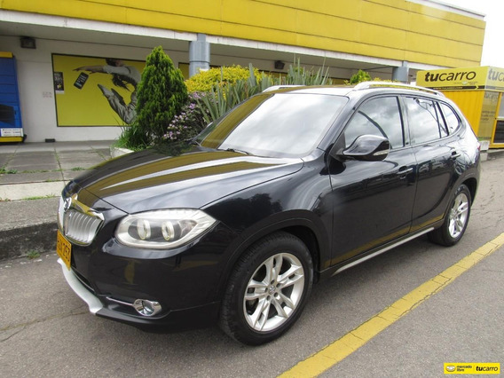 Brilliance V5 1.5 Turbo Mecanica Full Equipo Hb
