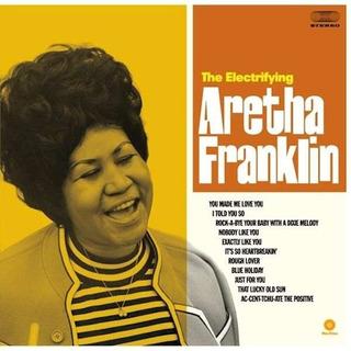 Electrifying Aretha - Franklin Aretha (vinilo)