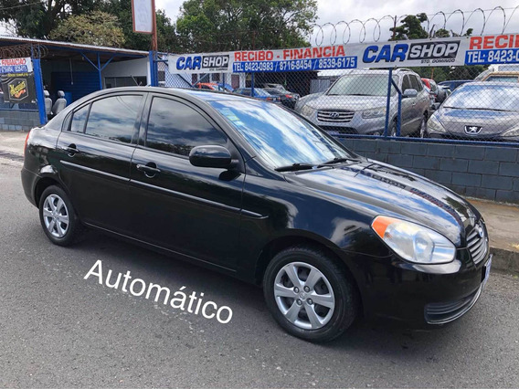 Hyundai Accent Accent Sedán