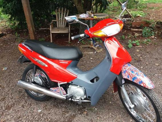 Honda C100es Com Partida