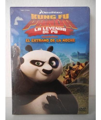 Imagen 1 de 2 de Kung Fu Panda El Extraño De La Noche  Dvd