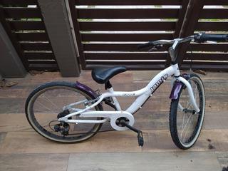 Bicicleta Jamis Capri Niña Cambios Rodado 24 6 Velocidades