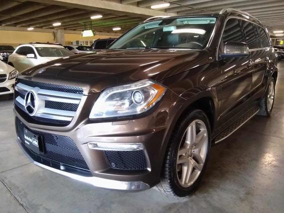 Mercedes-benz Clase Gl Gl500 At