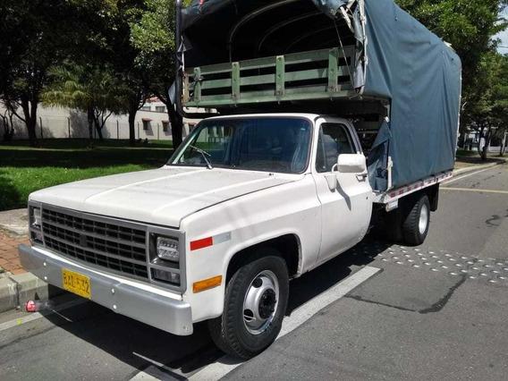 Chevrolet C-30 Estacas Diesel 3.5 Ton.carpado