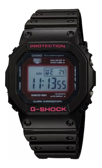 Relógio Cassio G-shock Masculino Prova D Água Digital Preto