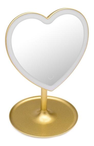 Espelho Led Porta Bijoux Meu Sonho