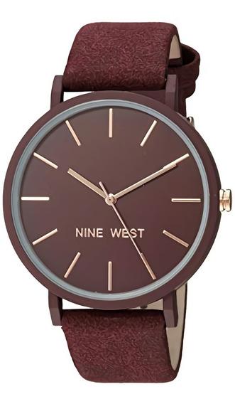 Nine West | Reloj Mujer | Nw/2066byrg | Original