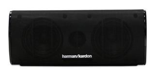 Parlante Central Harman Kardon Hkts Cen 15 +base Pared Negro