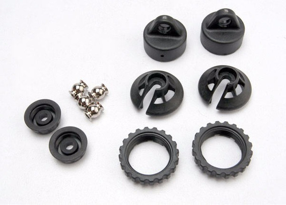 Traxxas 5465 Caps And Springs Retainers - Freehobby