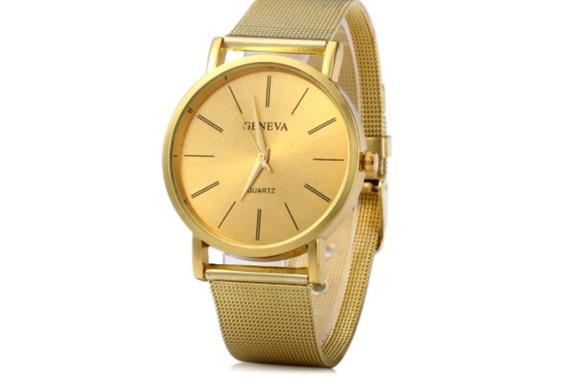 Relógio Masculino Geneva Male Quartz