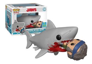 Funko Pop - Shark Biting Quint 760 Convencion 2019 Comiccon