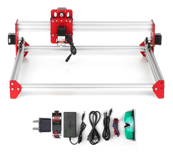 A3 Máquina Láser Diy Escritorio Mini Grabador Láser Diy Láse