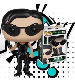 Funko Pop Matrix #160 Trinity