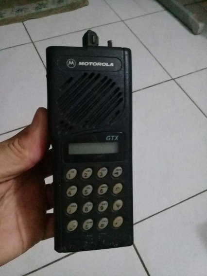 Rádio Ht Motorola Gtx E Outro Pró 3150