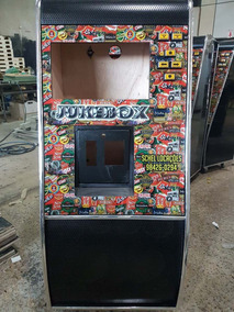 Gabinete Para Jukebox