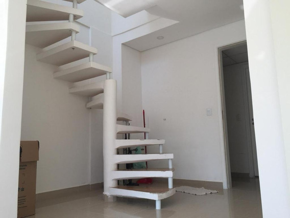 Cobertura Em Morumbi, São Paulo/sp De 53m² 1 Quartos Para Locação R$ 2.329,00/mes - Co274664