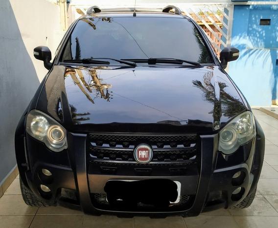 Fiat Strada 1.8 Adventure Cab. Dupla Flex 2p 2010