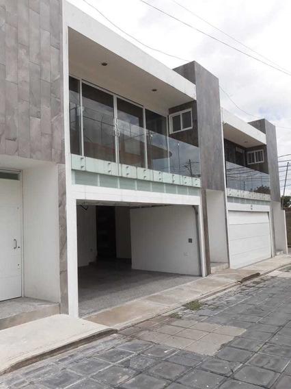 Renta De Habitaciones Amuebladas De Casa Nueva En San Pedro,