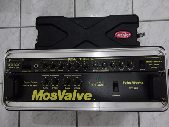 Amp. Mosvalve Tube Works B.k Butler Mv962+ Real Tube I I