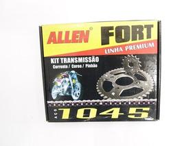Kit Relação Cbr600 - Allen -aço 1045 - Linha Premium