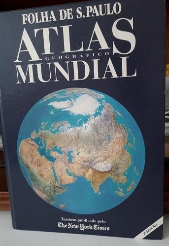 Atlas Geográfico Mundial Da Folha De São Paulo