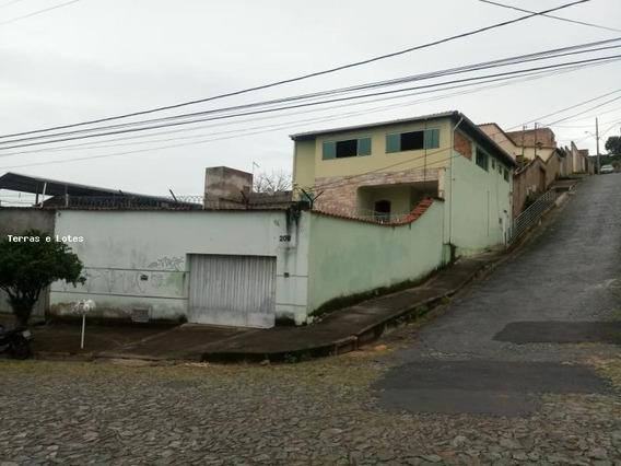 Casa Para Venda Em Belo Horizonte, Casa Branca, 3 Dormitórios, 1 Suíte, 2 Banheiros, 2 Vagas - Casa39_1-1364551