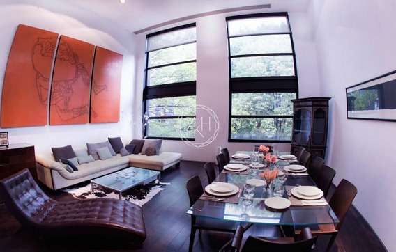 Departamento Penthouse En Polanco