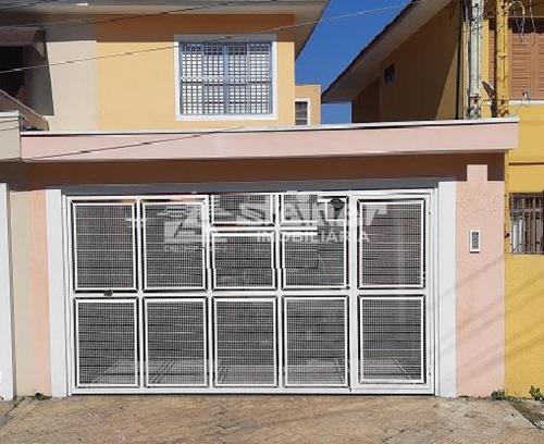 Imagem 1 de 21 de Venda Sobrado 3 Dormitórios Vila Augusta Guarulhos R$ 590.000,00 - 33559v