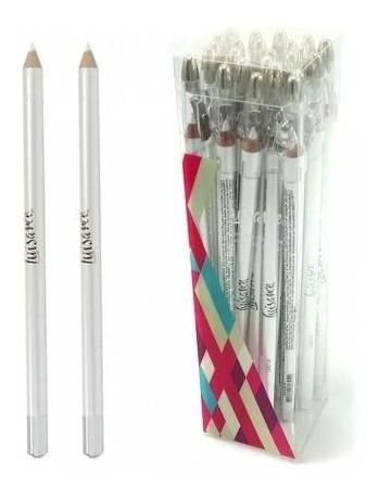 Lápis Para Olhos Com Apontador Luisance L887-w Branco - Box