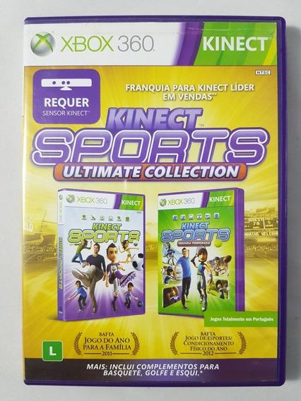 Kinect Sports Ultimate Collection Xbox 360 Mídia Física