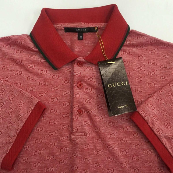 Camisa Polo Gucci Made In Italy