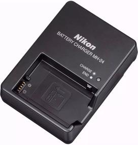 Carregador Nikon Mh-24 El14 D3300 D3100 D3200 Frete Grátis