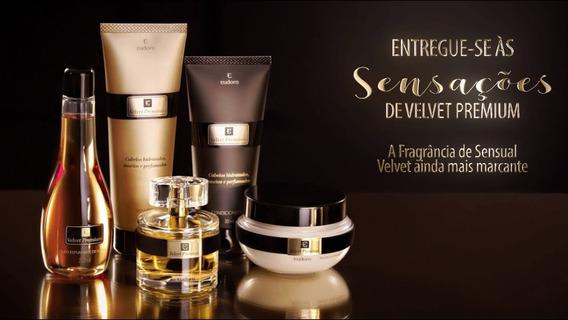 Velvet Premium Eudora Combo 6 Unid. + Brinde! (prod. Novo)