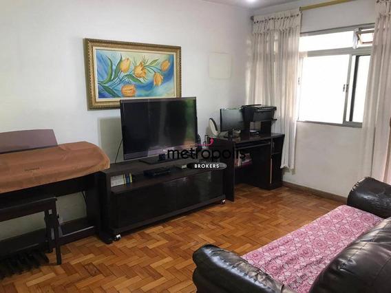 Casa Residencial À Venda, Mauá, São Caetano Do Sul. - Ca0207