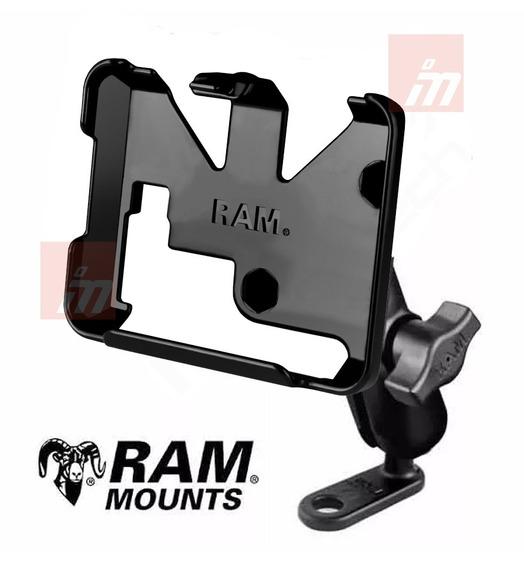 Soporte Ram Mount De Gps Nuvi 200 250 265 Espejo 11mm Moto