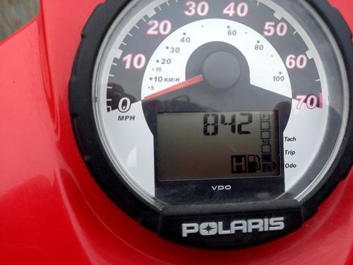 Polaris  Hawkeye 400