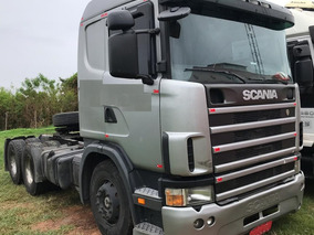 Scania R124 360 - 6x4 - 2005
