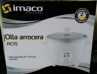 Olla Arrocera Imaco Nueva En Caja