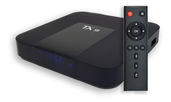 Conversor Smart Tv Tx9 2gb Ram Ddr3- 16gb Rom