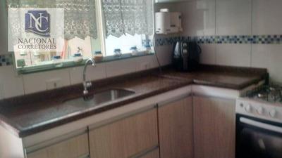Sobrado Com 2 Dormitórios À Venda, 100 M² Por R$ 320.000 - Parque Das Nações - Santo André/sp - So3145