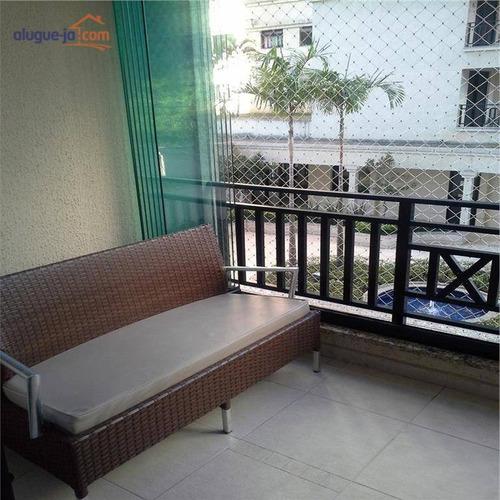 Apartamento Com 4 Dormitórios À Venda, 114 M² Por R$ 780.000,00 - Vila Adyana - São José Dos Campos/sp - Ap8726