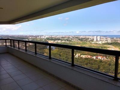 Excelente Apartamento, Alto Padrão, 04 Suítes, 225m² - Patamares - Ap1683