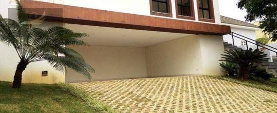 Casa Com 4 Dormitórios À Venda, 316 M² Por R$ 1.650.000 - Condomínio Jardim Theodora - Itu/sp - Ca0409