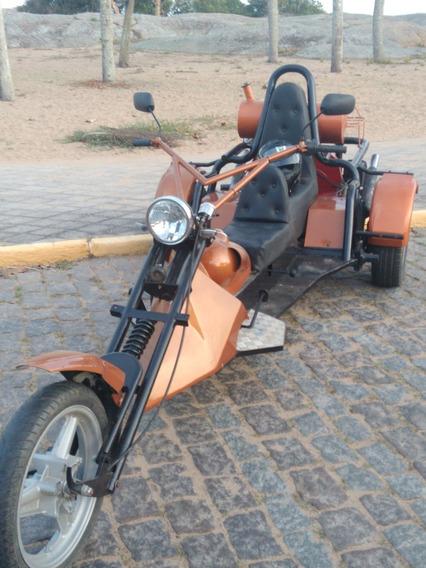 Tricicolo Com Motor Volks A Ar, 1600 Cilindradas Novo