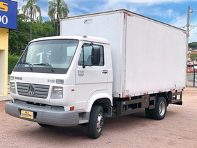 Vw 8120 Worker 2011 Baú 4,50 Mts