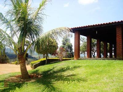 Chácara À Venda, 2000 M² Por R$ 420.000 - Da Ponte Alta - Extrema/mg - Ch0001