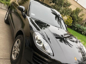 Camioneta Porsche Macan S 2015